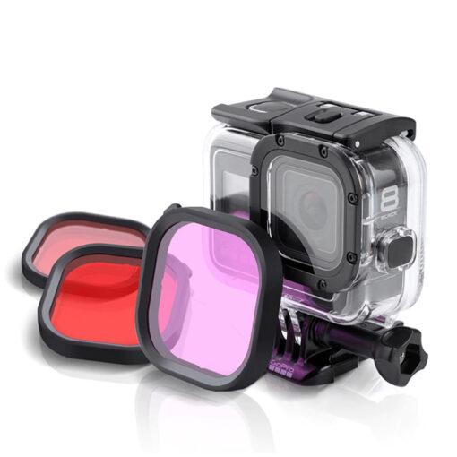 Gopro 8 duik filter