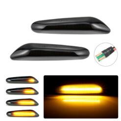 BMW LED Dynamic Zijknipperlichten