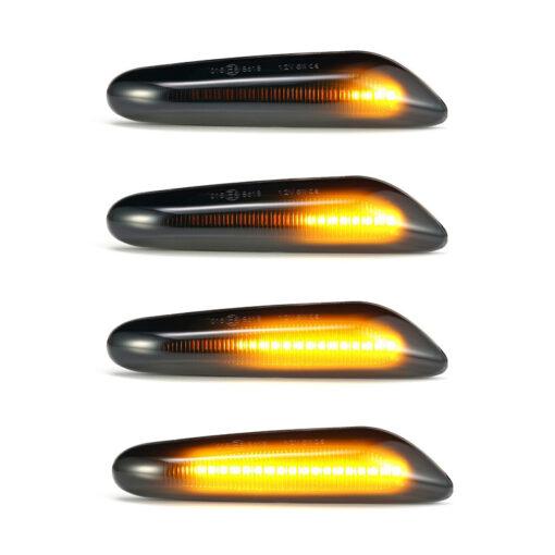 BMW LED Dynamic Zijknipperlichten voor E90 E91 E92 E93 E60 E87 E82 E46