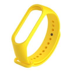 Xiaomi Mi Band bandje geel