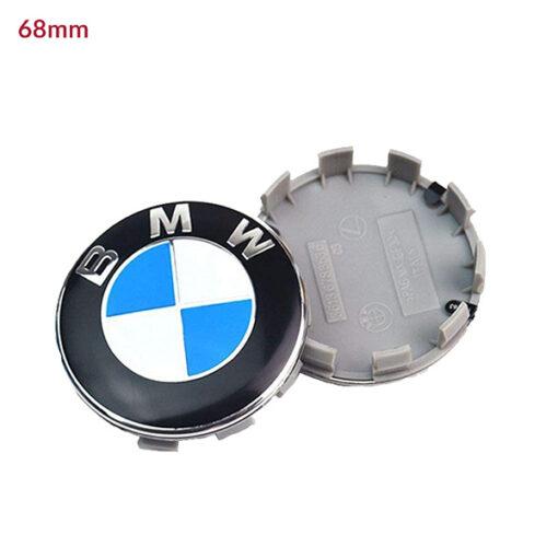 BMW naafdoppen 68mm origineel