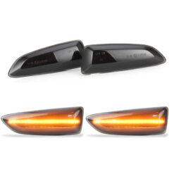 LED Dynamic Zijknipperlichten voor Opel