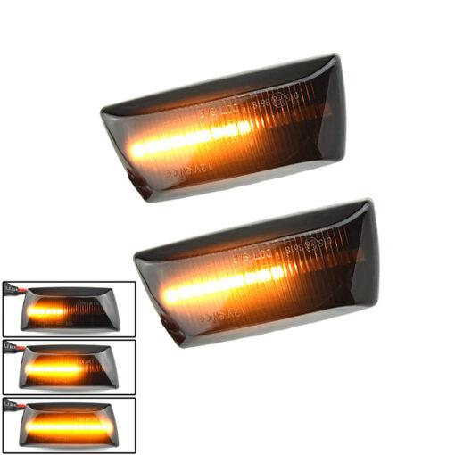 LED Dynamic Zijknipperlichten voor Opel Astra H Zafira B Corsa D Insignia Meriva B Adam